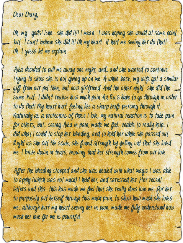 Diary Note 2